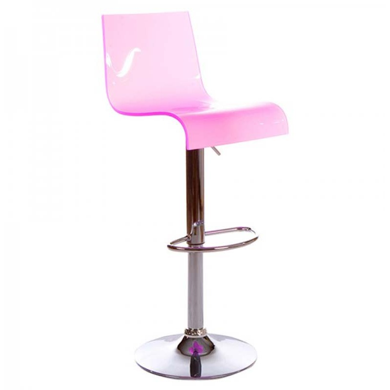 tabouret-de-bar-space-rose