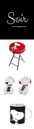 accessoires snoopy